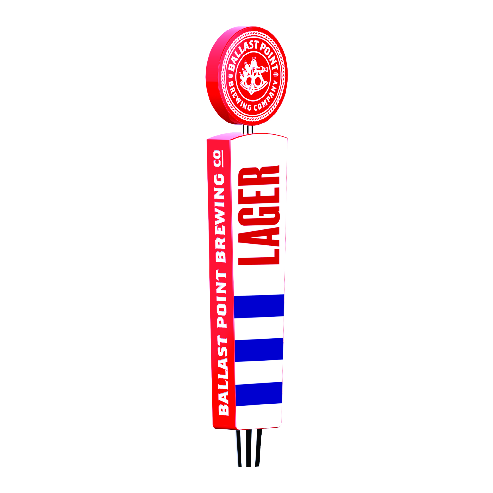 Tall Handle 2.0 Ballast Point Lager MAIN
